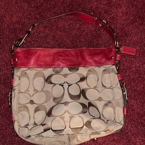 Ladies coach purse